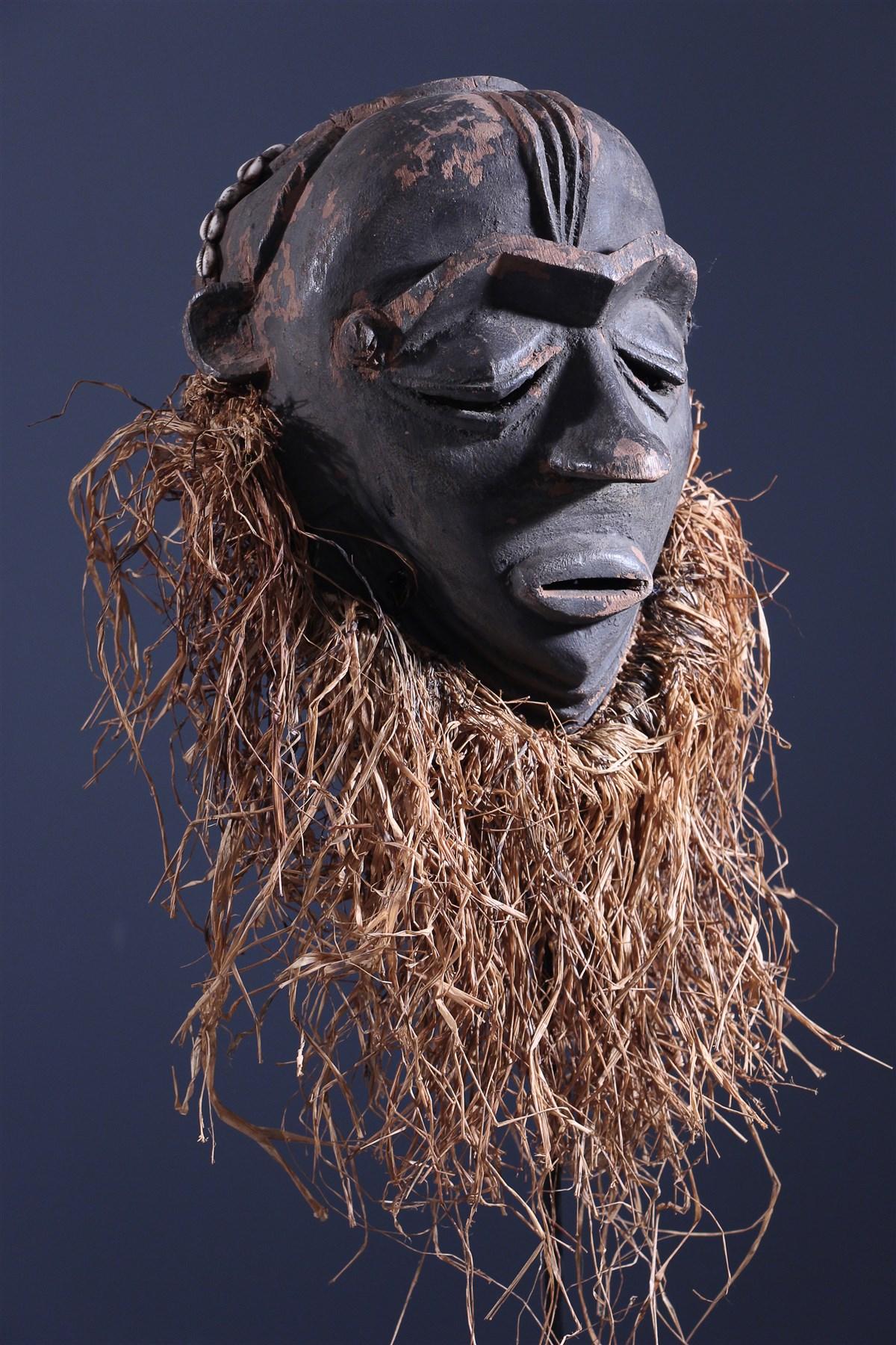 Pende Mbuya Masker - Afrikaanse kunst