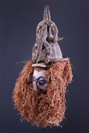 Masque africainYaka Kholuka Masker
