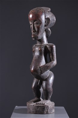 Afrikaanse kunst - Beeld Luba