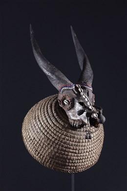 Marabout Hat FON van Dendi