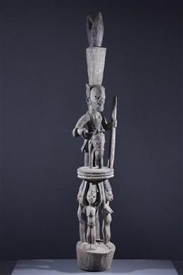 Yoruba pilaar