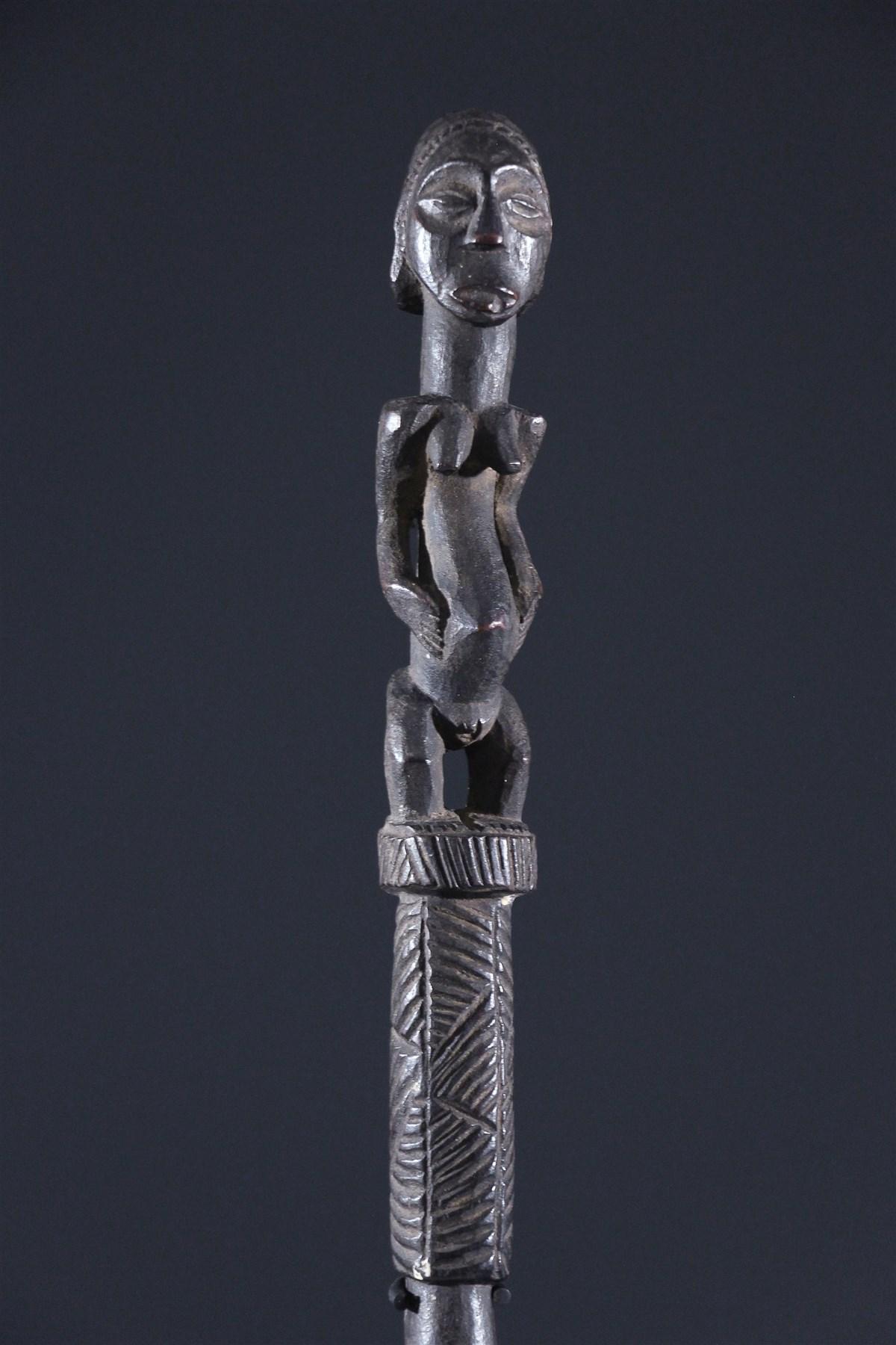 Scepter Baluba - Afrikaanse kunst
