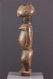 Statues africainesNgbaka vrouwenfiguur