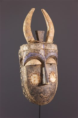 Toma/Loma Bakrogui masker