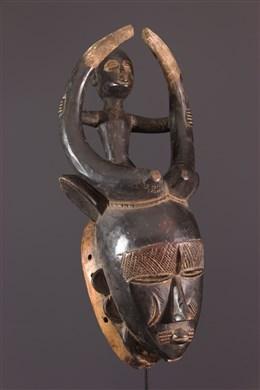 Ligbi/Djimini van Dô Siginkuru-Ayna masker