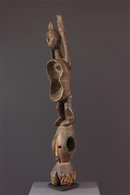 Koro Cut Standbeeld