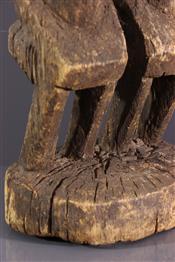 Statues africainesStandbeelden Dogon