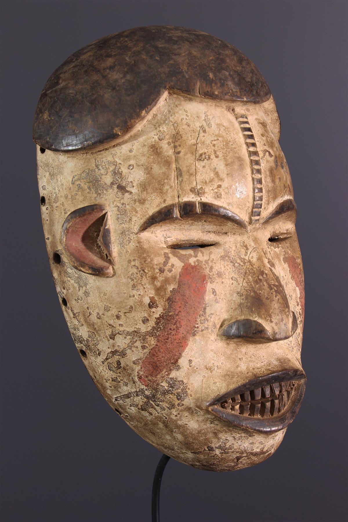 Idoma Akweya Masker - Afrikaanse kunst