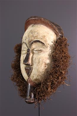 Tsogho Vuvi voorouderlijk masker