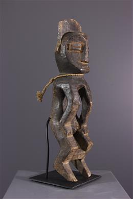 Afrikaanse kunst - Mbole standbeeld van Pendu Ofika