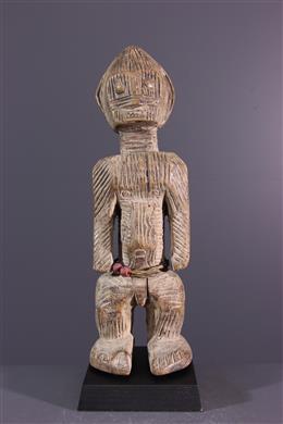 Afrikaanse kunst - Metoko beeldje / Lega Kakungu