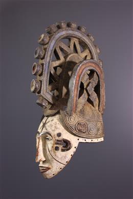 Igbo Ikorodo helmmasker