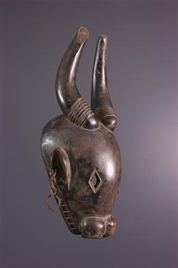 Holo Pakasa buffelmasker