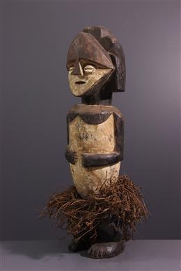 Mbete Reliquary Standbeeld, Ambete