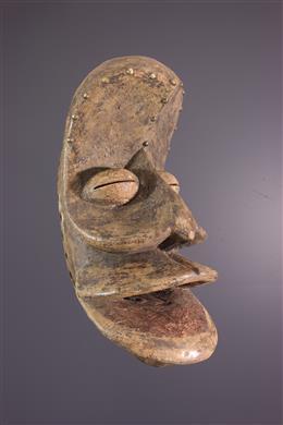Afrikaanse kunst - Genezen Wé Masker