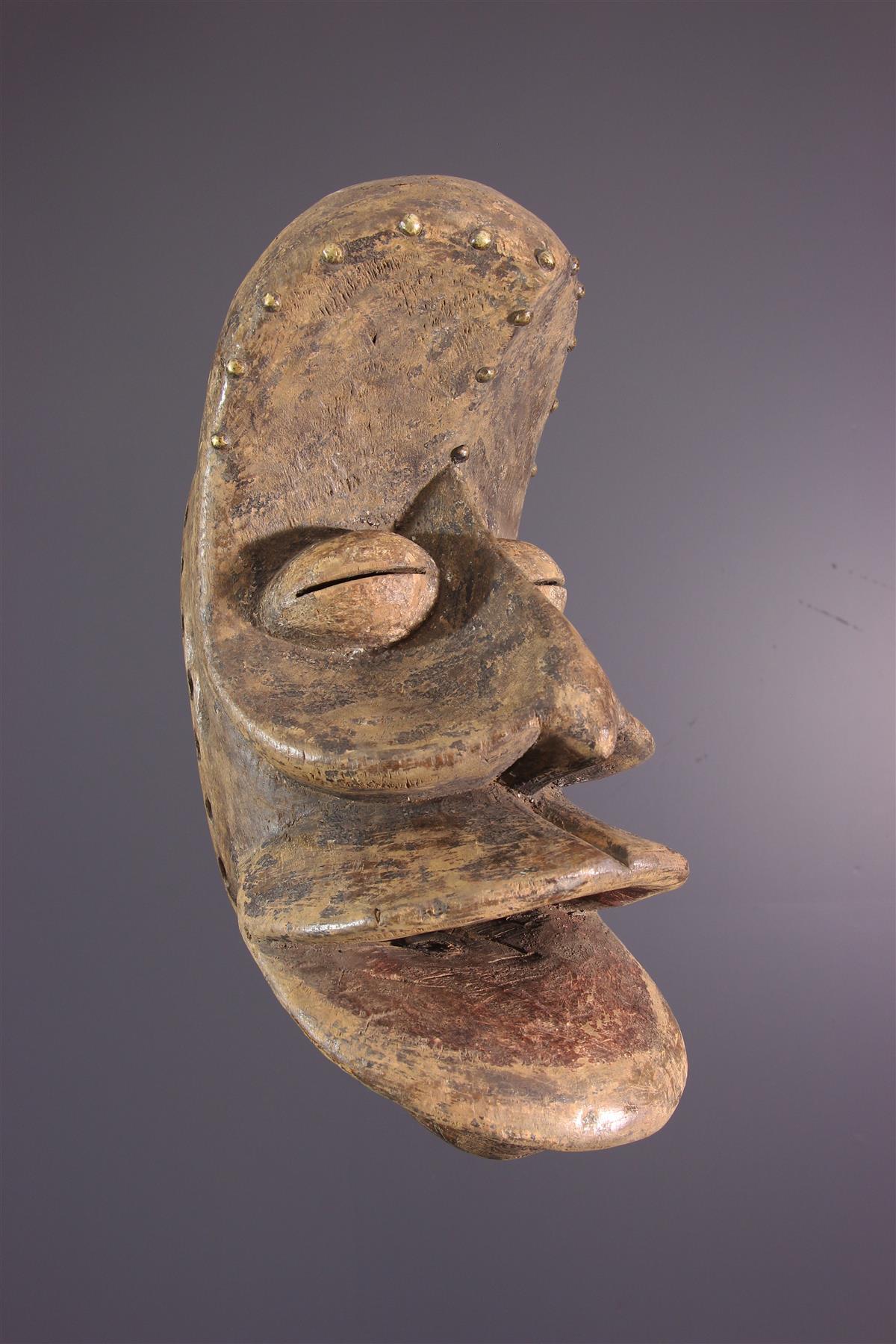 Wé Mask - Afrikaanse kunst