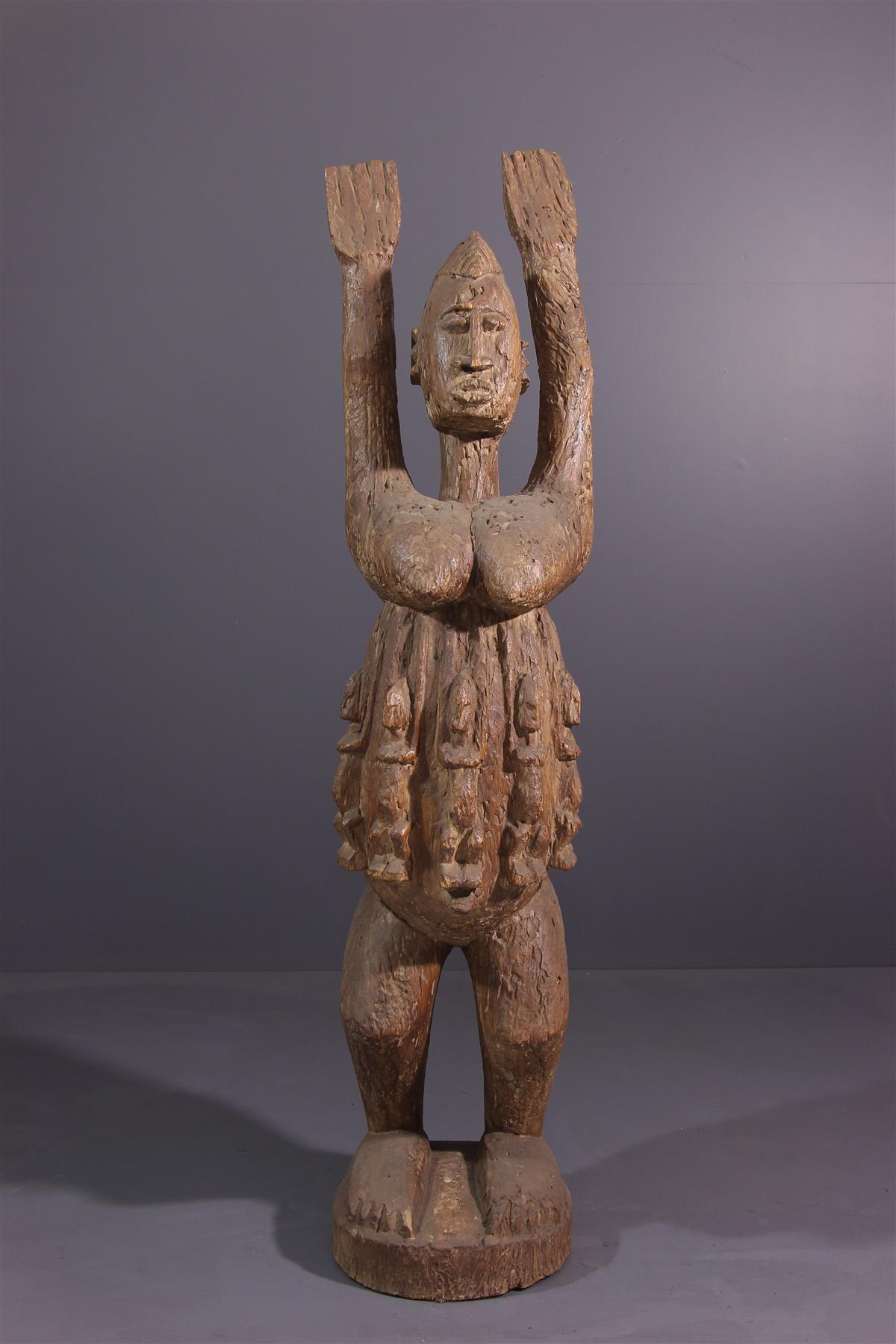 Dogon Tellem - Afrikaanse kunst