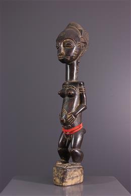 Beeldje Baoulé Waka Sona Blolo Bia