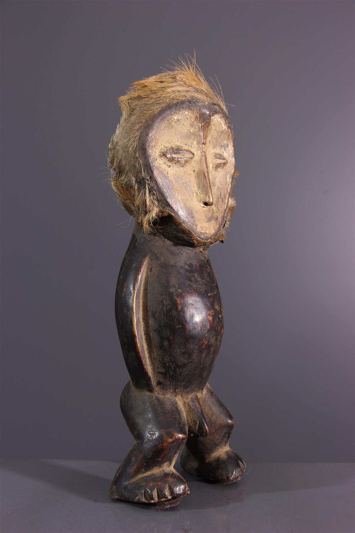 Lega Kakulu beeldje - Afrikaanse kunst