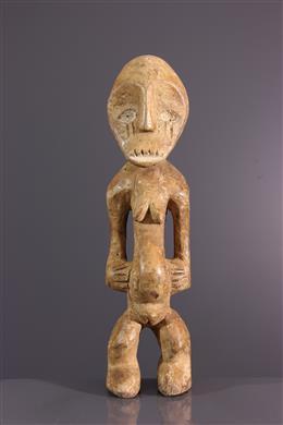 Afrikaanse kunst - Lega Iginga standbeeld