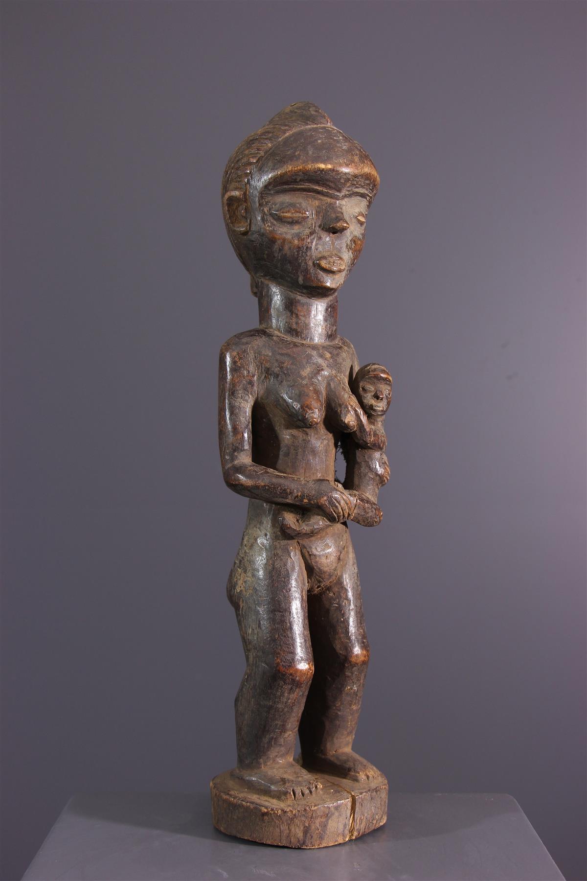 Mbala standbeeld - Afrikaanse kunst