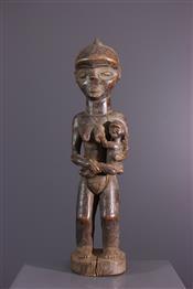 Statues africainesMbala standbeeld