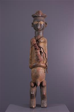 Yaka / Suku Yiteke cult beeldje
