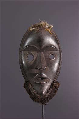 Afrikaanse kunst - Gunye gei masker - Dan