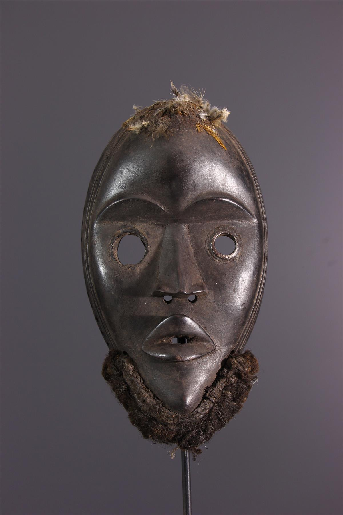 Dan Mask - Afrikaanse kunst