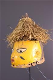Masque africainMasque Gelede
