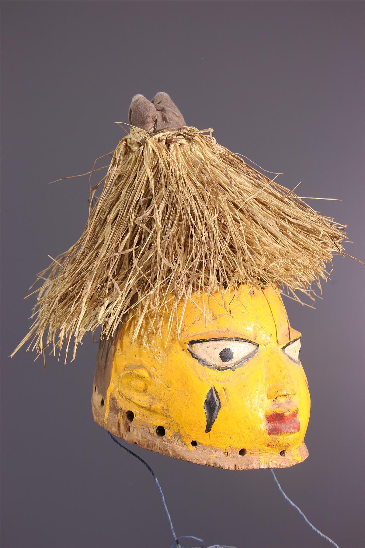 Masque Gelede - Afrikaanse kunst