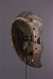 Masque africainBassa Masker