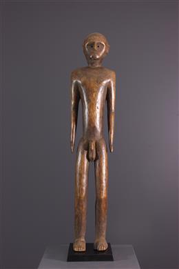 Afrikaanse kunst - Mannelijke beeltenis Nyamézi, Nyamwezi