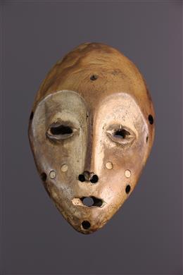 Afrikaanse kunst - Masque Lega Lukwakongo