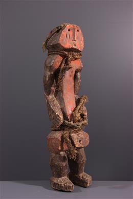 Standbeeld Chamba