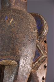 Masque africainDjimini masker
