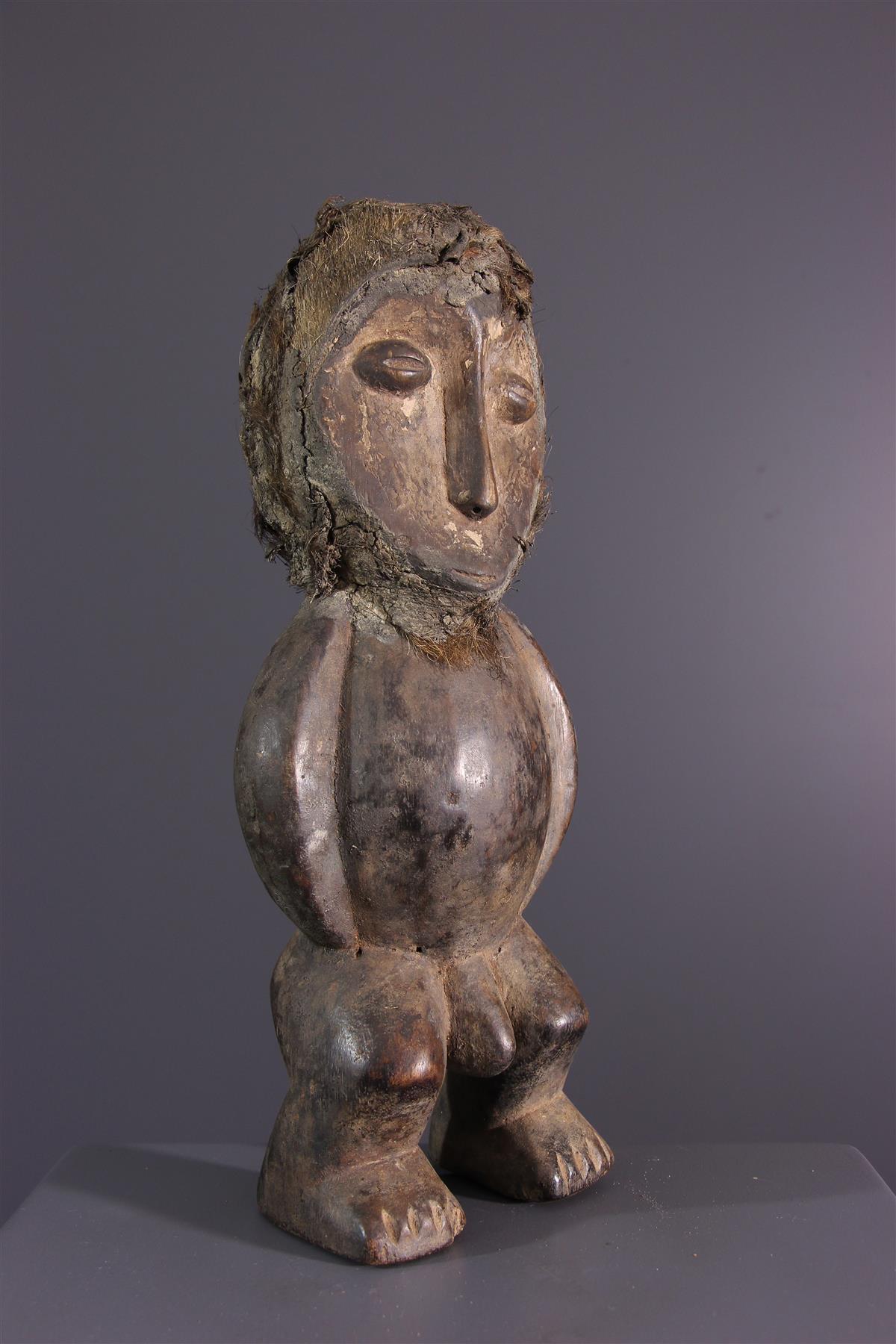 Lega standbeelden - Afrikaanse kunst
