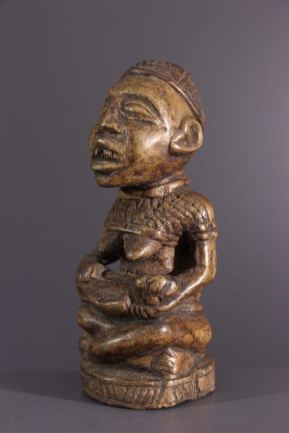 Standbeeld van Congo - Afrikaanse kunst