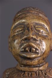 Statues africainesStandbeeld van Congo