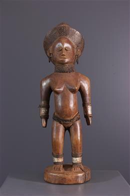Vrouwelijke figuur OviMbundu