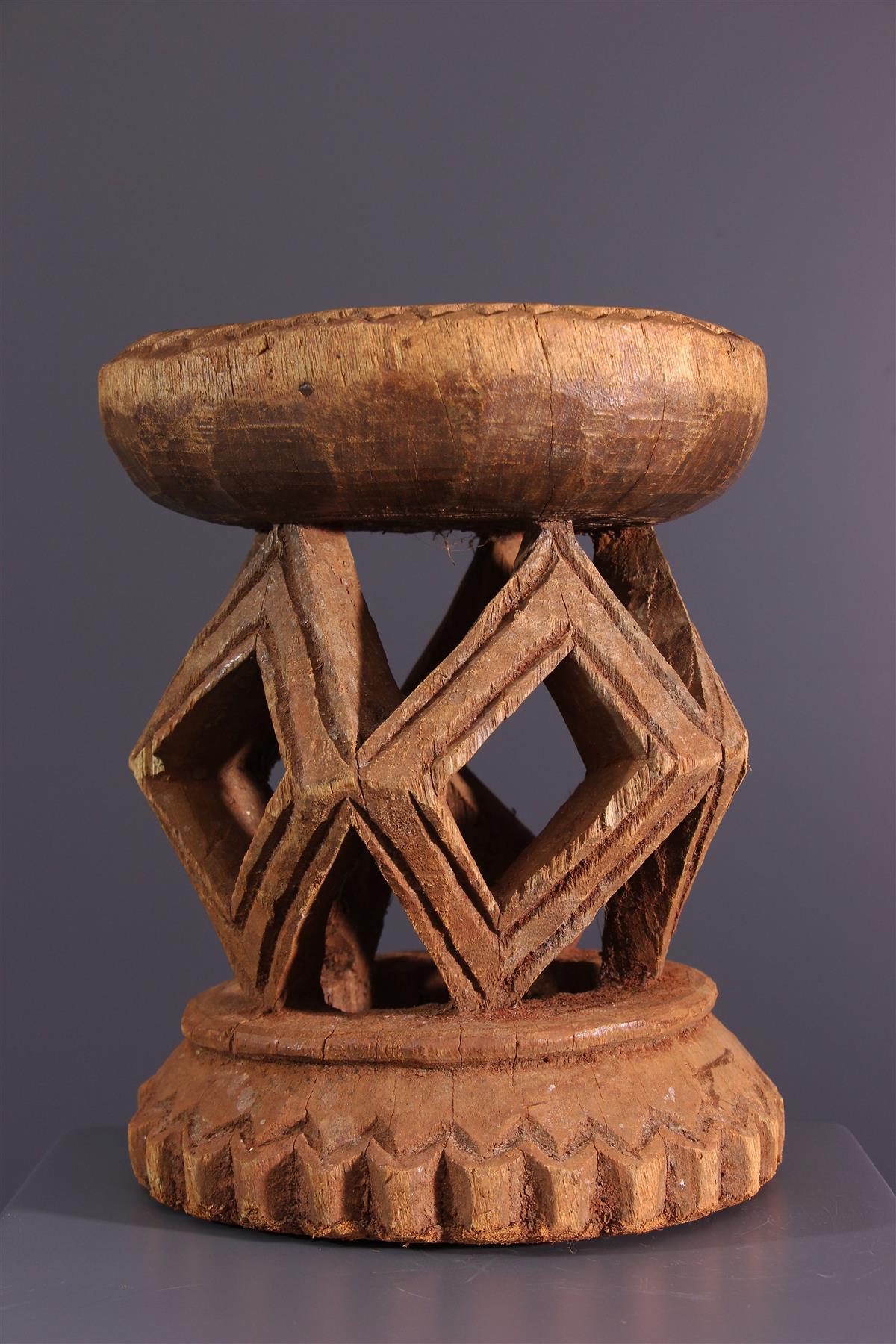 Dogon zetel - Afrikaanse kunst