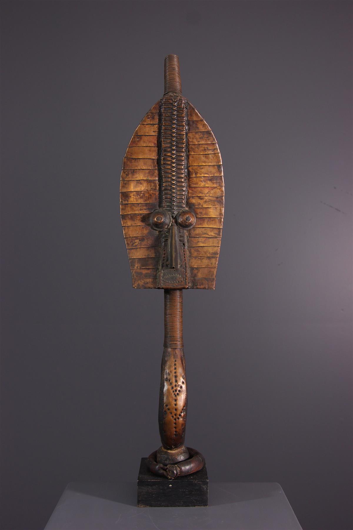 Mahongwe standbeeld - Afrikaanse kunst