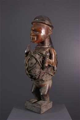 Bembe fetisj standbeeld