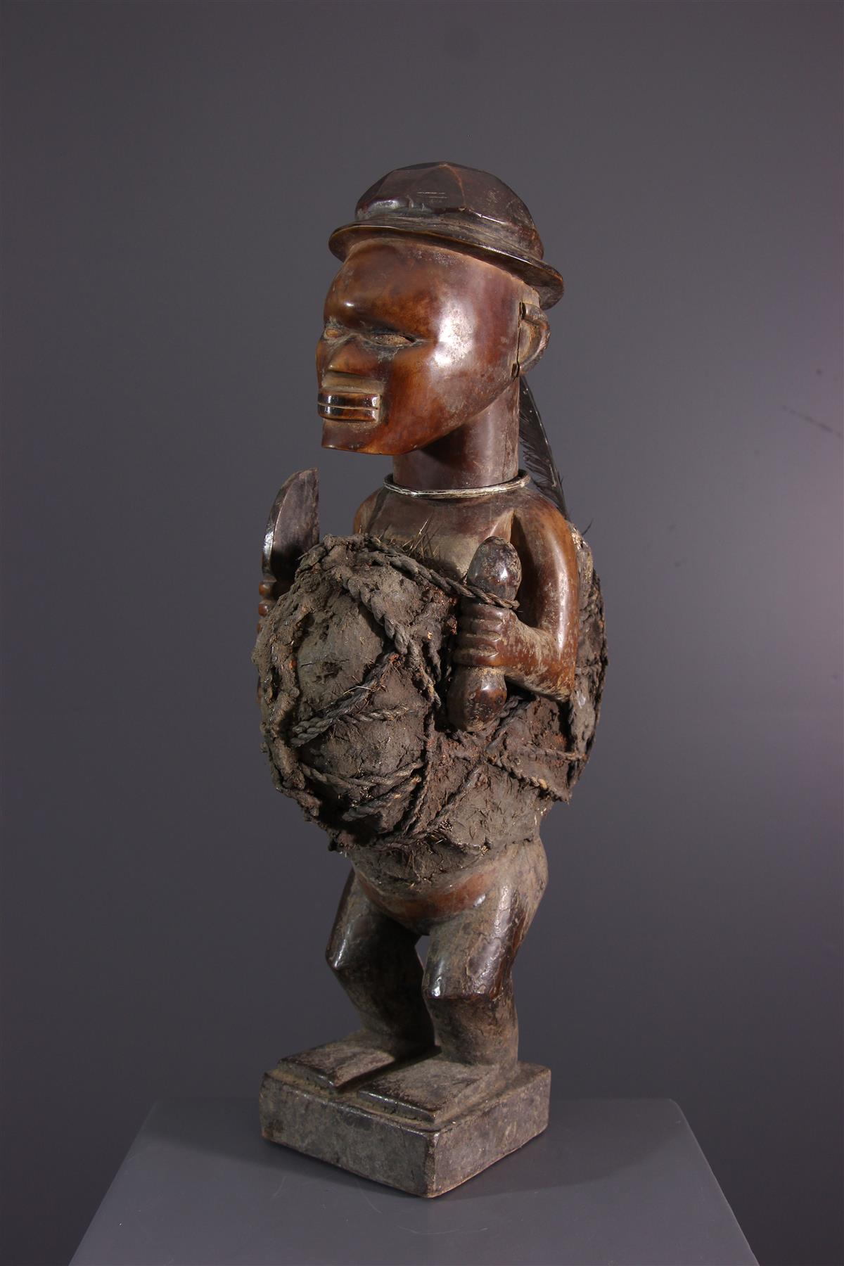 Bembé standbeeld - Afrikaanse kunst
