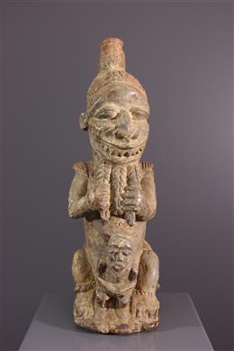 Standbeeld Pombo SAPI Kissi