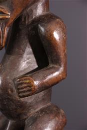 Statues africainesStandbeeld Bassikassingo