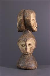 Statues africainesLega standbeeld
