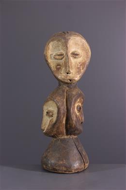 Lega Sakimatwematwe standbeeld