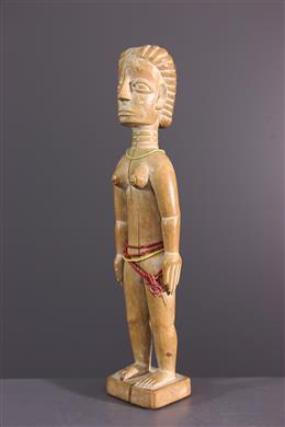 Afrikaanse kunst - Vrouwelijke figuur Ewe Venovi