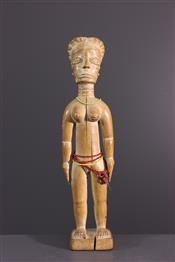 Statues africainesEwe Doll